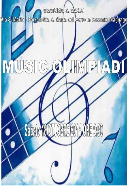 Music-Olimpiadi